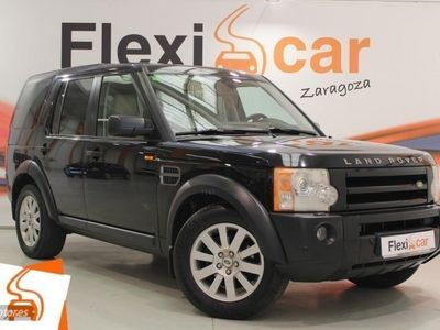 gebraucht Land Rover Discovery 2.7 TDV6 HSE