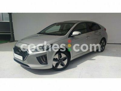 usado Hyundai Ioniq Hev 1.6 Gdi Klass Le 141 cv en Lugo