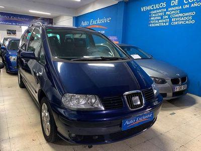 usado Seat Alhambra 2.0TDi Sport 140