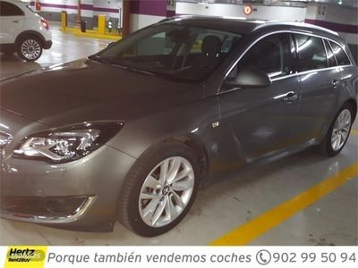 gebraucht Opel Insignia Country Tourer CT 2.0 Biturbo 4x4 Auto