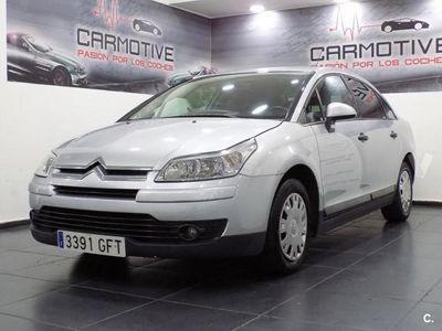 usado Citroën C4 Sedan Hdi 110cv Fp Collection 4p. -08