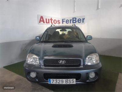 used Hyundai Santa Fe 2.0 CRDi GLS