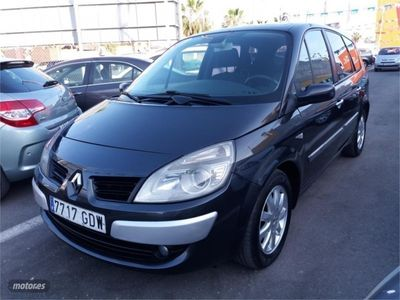 usado Renault Grand Scénic Dynamique 7 plazas 1.6 16V EU4