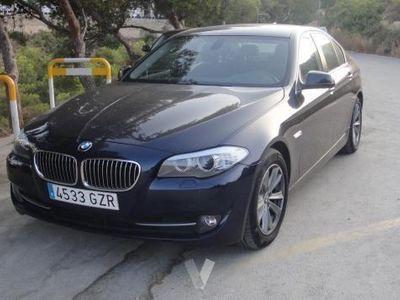 usado BMW 520 Serie 5 d EfficientDynamics Edition -11
