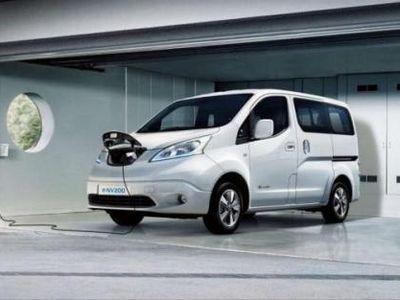 usado Nissan e-NV200 EVALIA