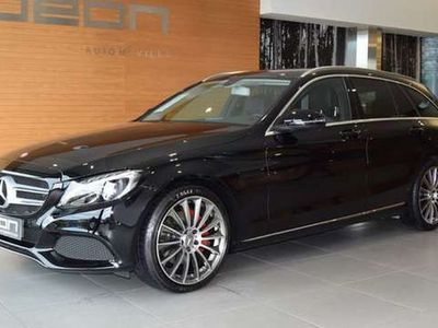 usado Mercedes 250 Clase C Estate7G Plus