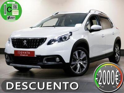 usado Peugeot 2008 1.2 PureTech S&S Allure EAT6 81 kW (110 CV)