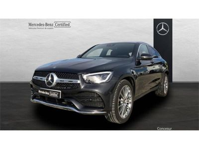 usado Mercedes GLC300 d 4MATIC Coupé