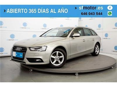 usado Audi A4 Avant 2.0TDI DPF Multitronic 177