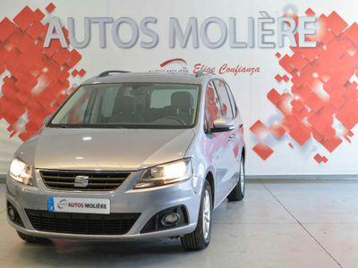 usado Seat Alhambra 2.0TDI CR S&S DSG Style Plus. AUTOMÁTICA