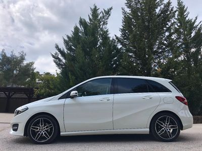 gebraucht Mercedes B200 NACIONAL/IVA DEDUCIBLE/GARANTIA OFICIAL