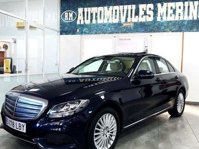 usado Mercedes C250 d 4Matic 7G Plus