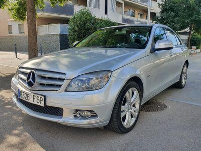usado Mercedes C220 CDI Avantgarde (9.75)