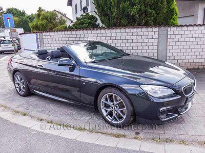 usado BMW 640 Cabriolet d xDrive | Paquete M | Full Equip