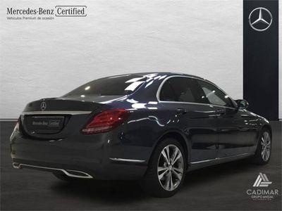 usado Mercedes C220 Clased Avantgarde