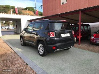 brugt Jeep Renegade 1.6 Mjet 88kW Limited 4x2 DDCT E6