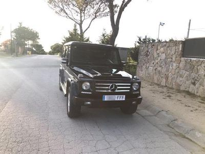 usado Mercedes G500 Station Wagon Largo