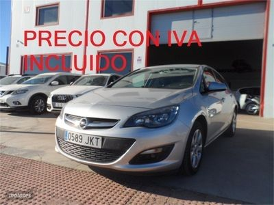 brugt Opel Astra 1.6 CDTi SS 110 CV Business