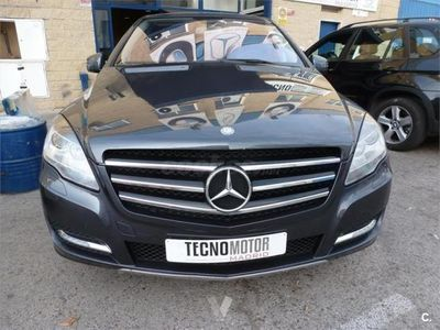 usado Mercedes R350 Clase RCdi 4matic 5p. -12