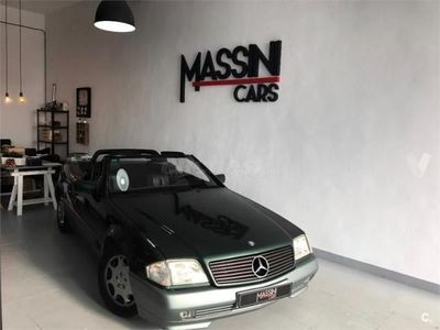 usado Mercedes SL500 Clase Sl R1292p. -94