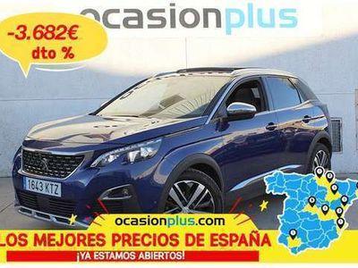 usado Peugeot 3008 2.0 BlueHDi 133kW (180CV) S&S GT EAT8