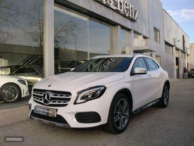 usado Mercedes GLA180 Clase GLA