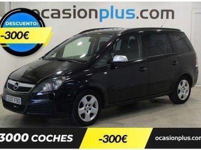 usado Opel Zafira 1.6 16v Enjoy 7 Plazas (105 CV)
