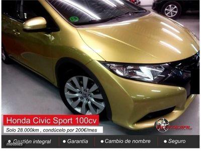 gebraucht Honda Civic 1.4 iVTEC Sport