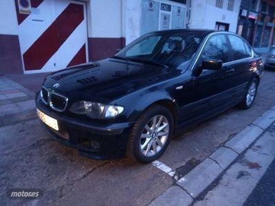 usado BMW 316 serie 3 i 4 porte attiva gasolina