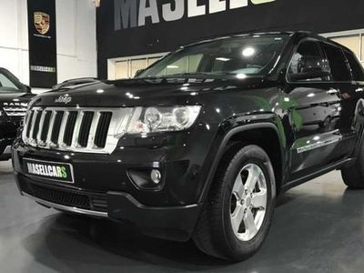 used Jeep Grand Cherokee 3.0CRD Limited 190 Aut.