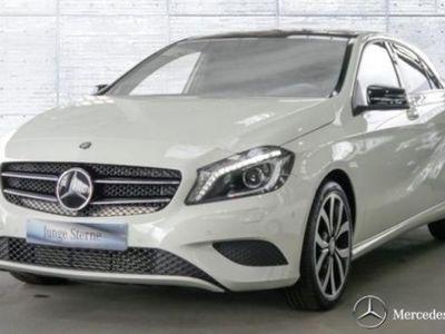 usado Mercedes A220 CDI URBAN NOCHE 7G PANO NAV