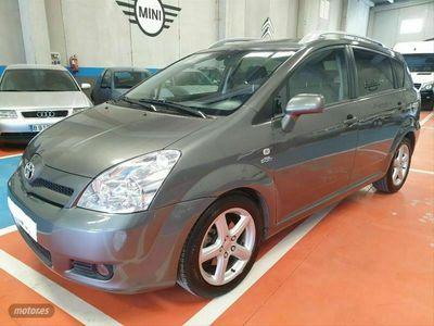 usado Toyota Corolla Verso 2.2D4D Sport 177