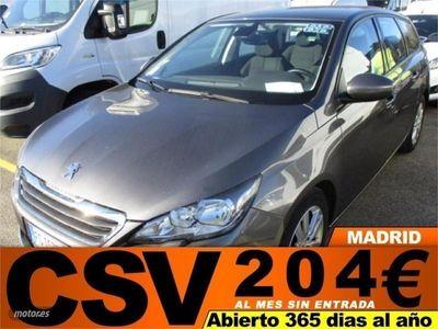 brugt Peugeot 308 SW HDI 150CV **AUTO, GPS, 204€/MES**