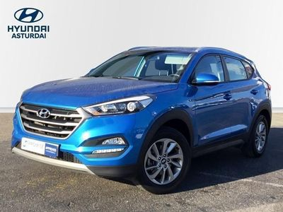 gebraucht Hyundai Tucson 1.7 CRDI BlueDrive Klass 4x2 85 kW (115 CV)