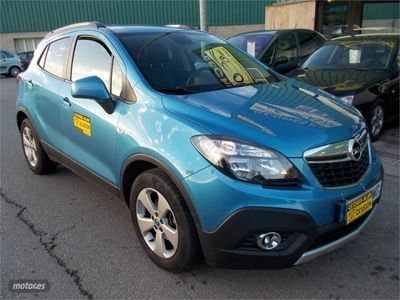 brugt Opel Mokka 1.6 CDTi 4X2 SS Excellence