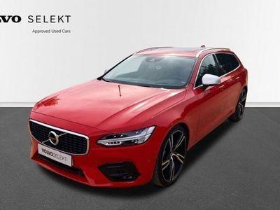 usado Volvo V90 2.0 D5 AWD R-DESIGN AUTO