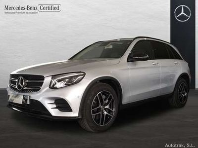 usado Mercedes GLC220 d 4M SUV