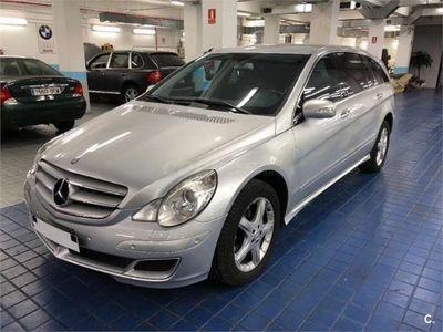 usado Mercedes R320 CDI L 4M Aut. - 7 plazas