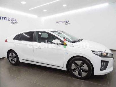 usado Hyundai Ioniq Hev 1.6 Gdi Klass Le 141 cv en Valencia