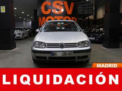 usado VW Golf 1.6 100CV 3P **LIQUIDACIÓN**