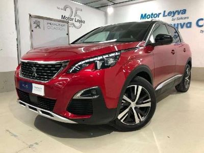 usado Peugeot 3008 SUV 1.5BlueHDi GT Line S&S 130
