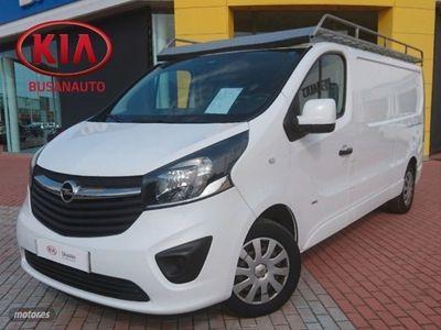 usado Opel Vivaro 1.6 CDTI SS 120 Selective L2 H1 2.9t DC