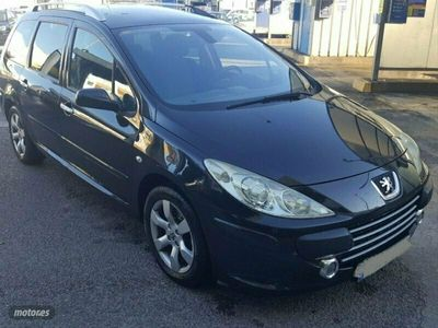 usado Peugeot 307 SW 1.6 HDi 110 FAP DSign