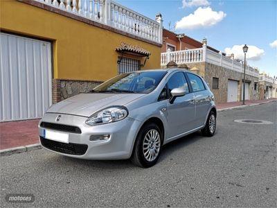 brugt Fiat Punto 1.4 8v Easy 77 CV Gasolina SS