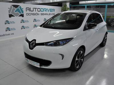 usado Renault Zoe Intens 40 R90 Flexi, GARANTIA OFICIAL DE 1 AÑO
