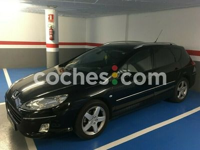 usado Peugeot 407 Sw 2.0hdi Sport 136 cv en Barcelona