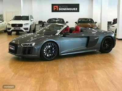 usado Audi R8 Spyder 5.2 FSI 397kW quattro S tronic