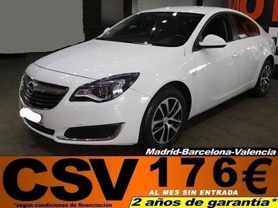 used Opel Insignia 1.6 CDTI S&S ecoF Selective 100kW (136CV)