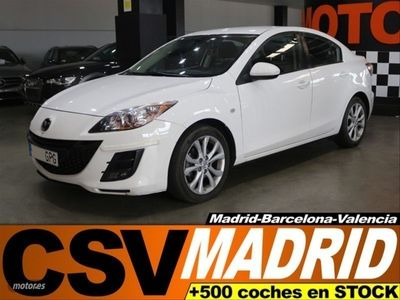 usado Mazda 3 2.0 DISI 151cv Luxury