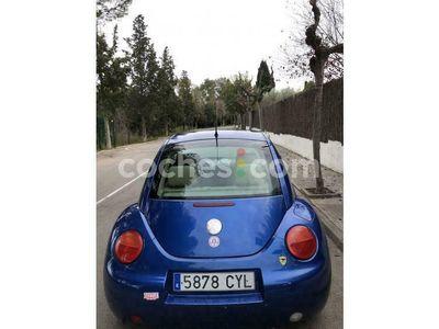 usado VW Beetle 2.0 Aut. 115 cv en Barcelona